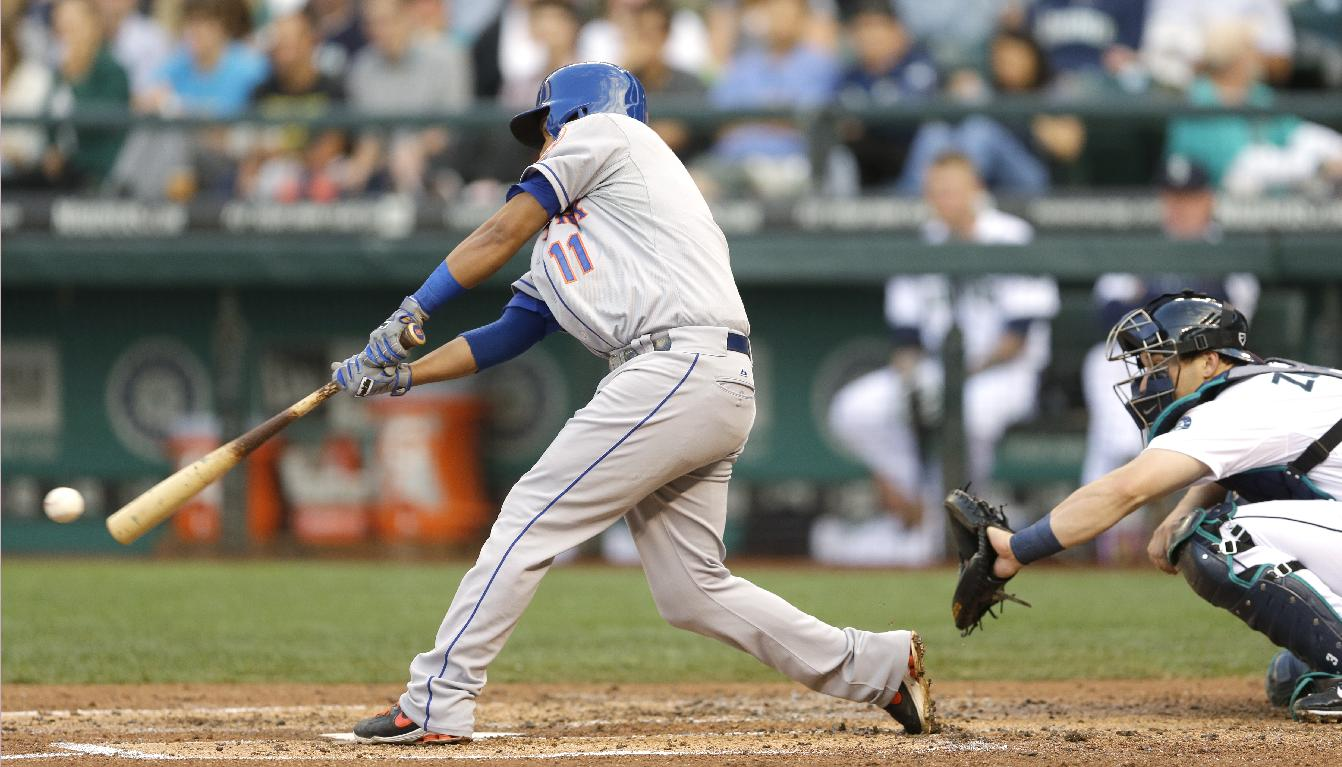 DeGrom tames Mariners in Mets 3-1 victory