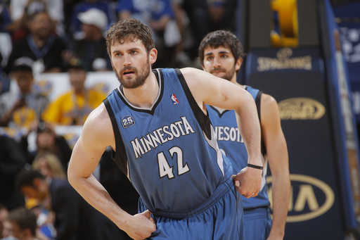 Timberwolves weighing options with Kevin Love