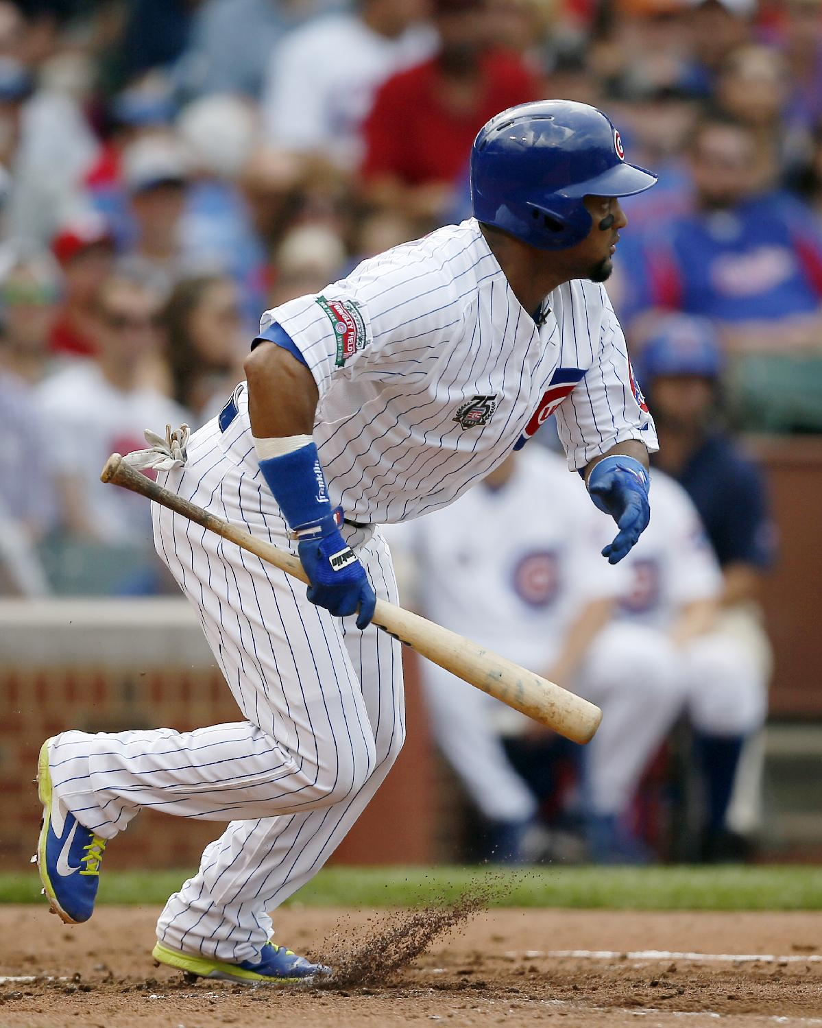 Braves get INF-OF Bonifacio, LHP Russell from Cubs
