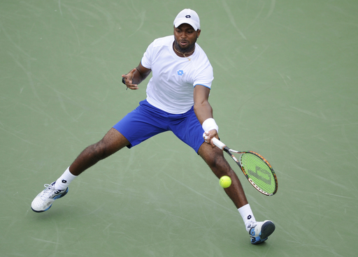 Donald Young to face Raonic in Washington semis