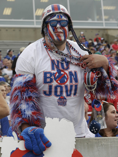 Letter: Bon Jovi wants Bills to succeed in Buffalo
