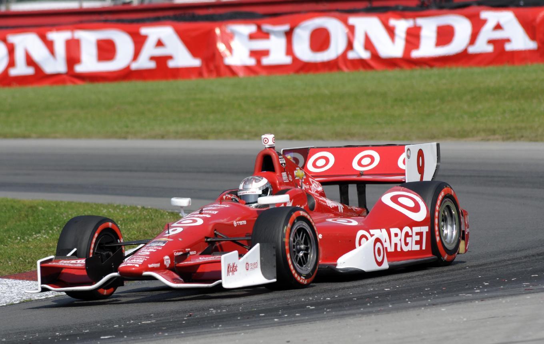 Scott Dixon wins 5th Mid-Ohio IndyCar in 8 years