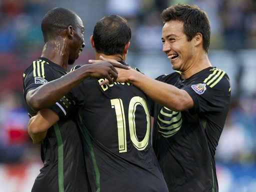 Donovan goal gives MLS 2-1 win over Bayern Munich