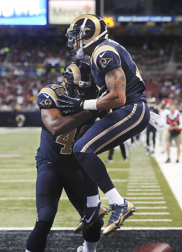 Saints beat Rams 26-24