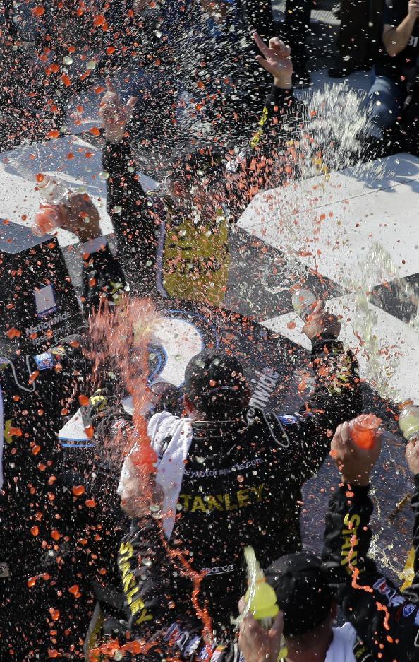 Ambrose wins Nationwide race at Watkins Glen