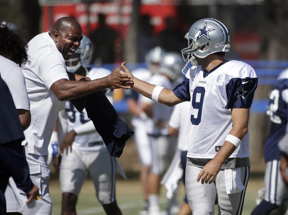 Romo ready at last when Cowboys face Ravens