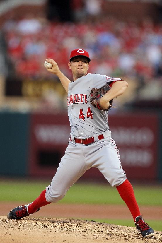 Cardinals beat Reds 6-5 in 10 innings