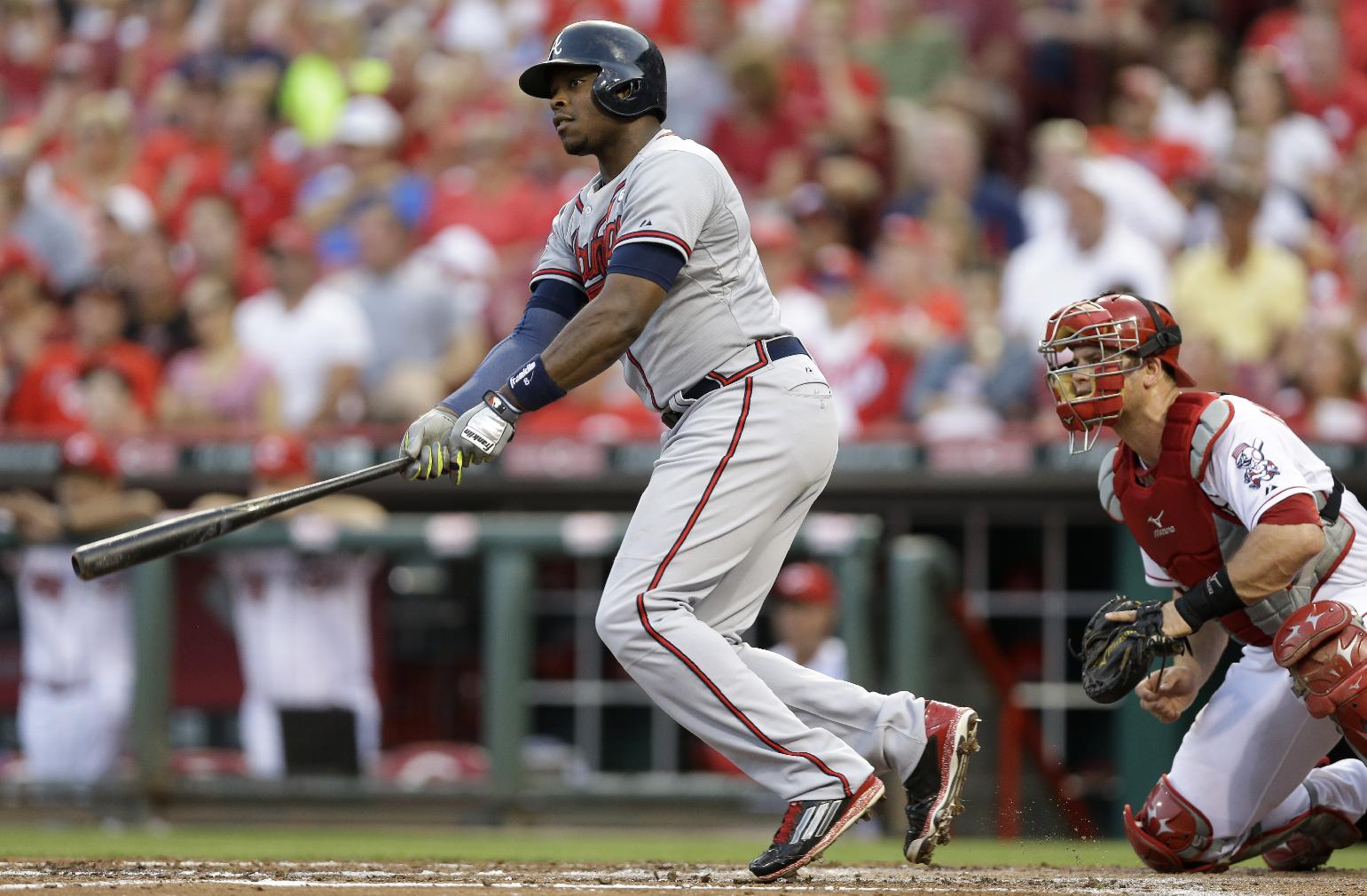 Braves beat Reds 8-0 for 6th win in last 7