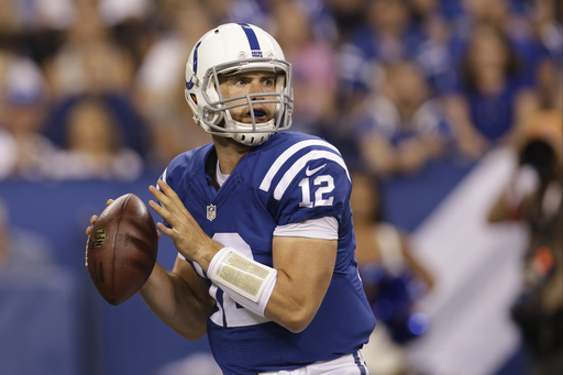 Colts face daunting challenge to protect Luck