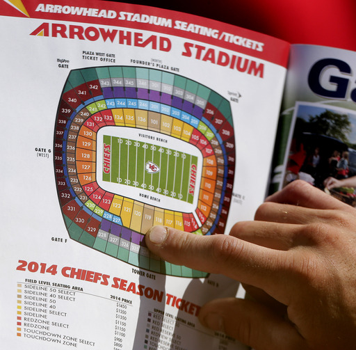 Buy a mere ticket? How quaint. Be a team 'member'