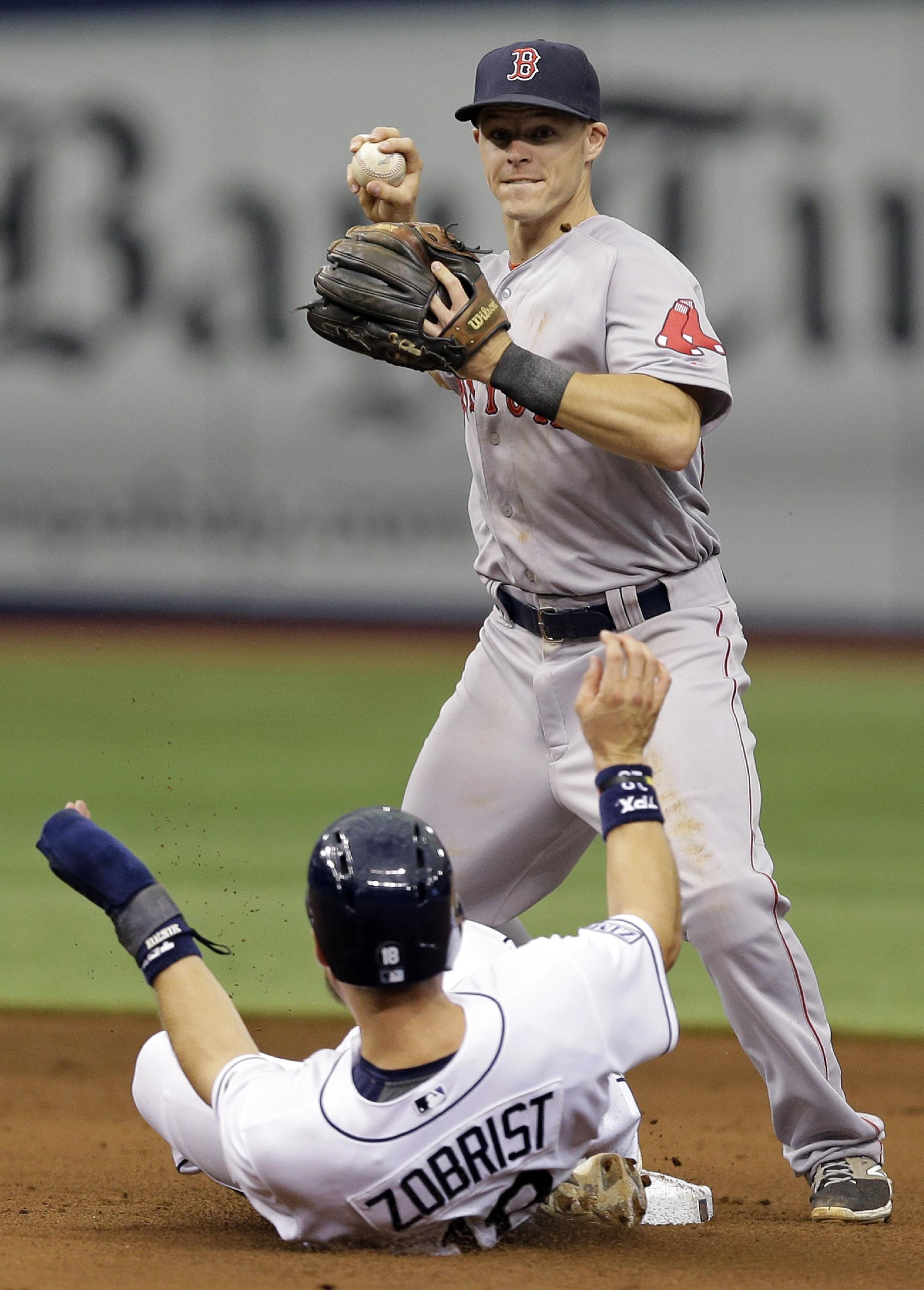 Joyce's RBI single in 10th lifts Rays past Red Sox