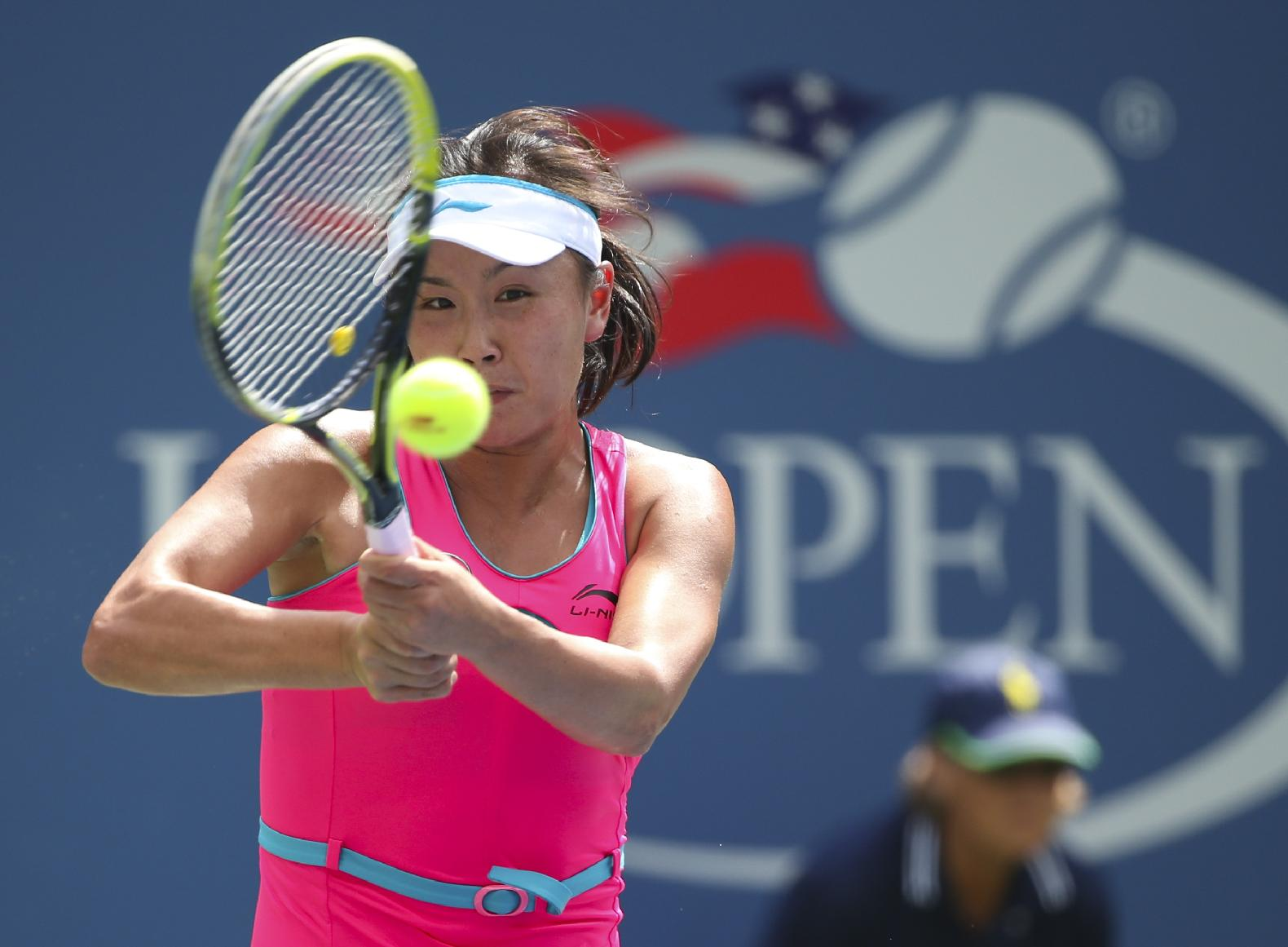 37th time the charm for China's Peng at US Open