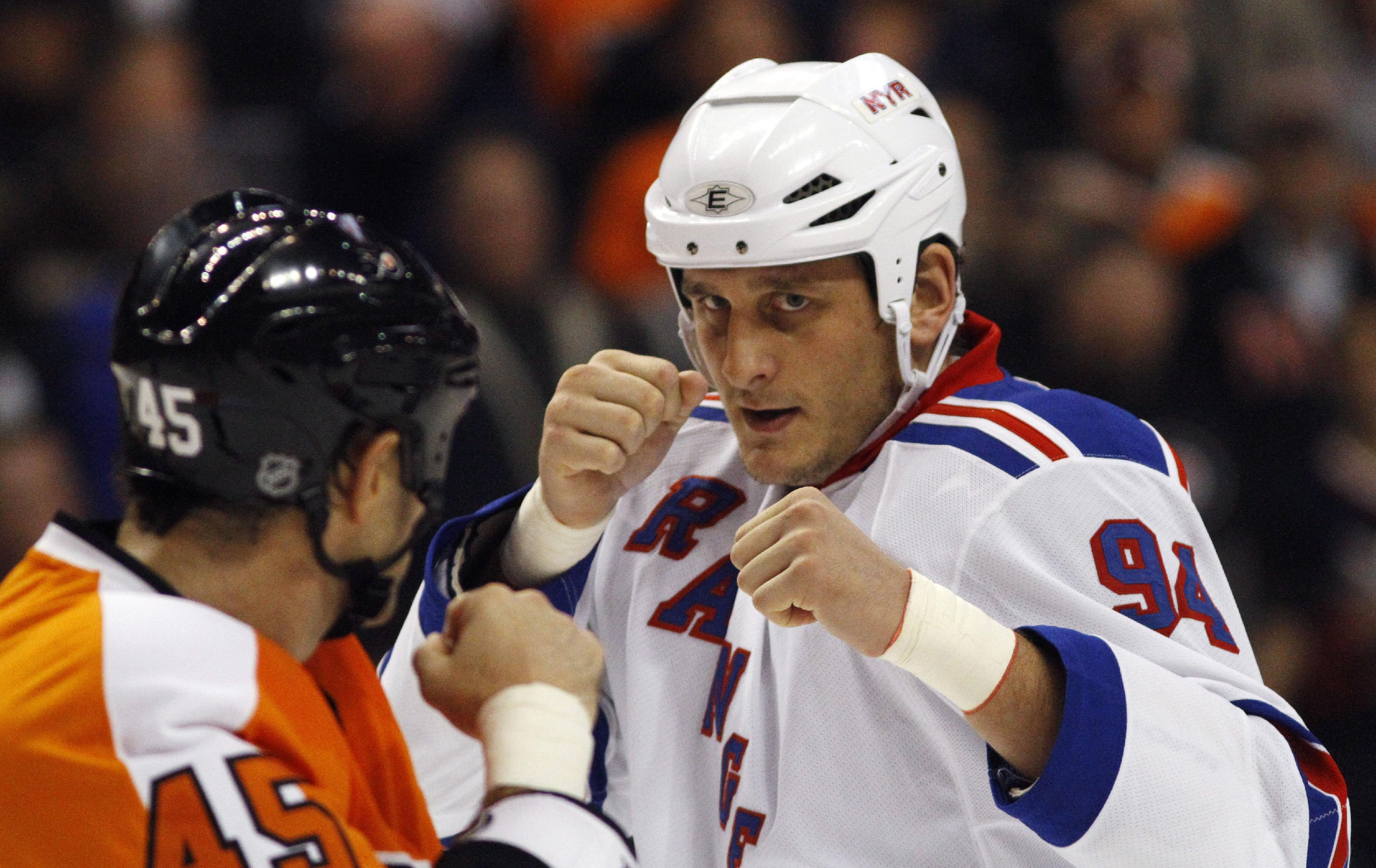 Doctors Allowed Boogaard To Play After Failed Drug Tests: Report