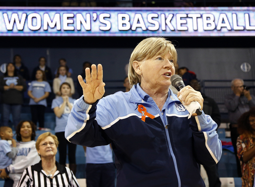 Hatchell's return provides boost for veteran UNC