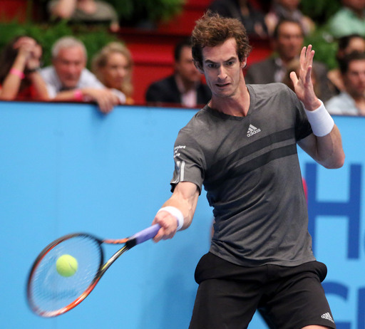 Murray beats Ferrer in Vienna to win 30th title