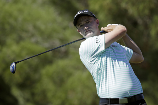 Ben Martin wins 1st PGA Tour title in Las Vegas