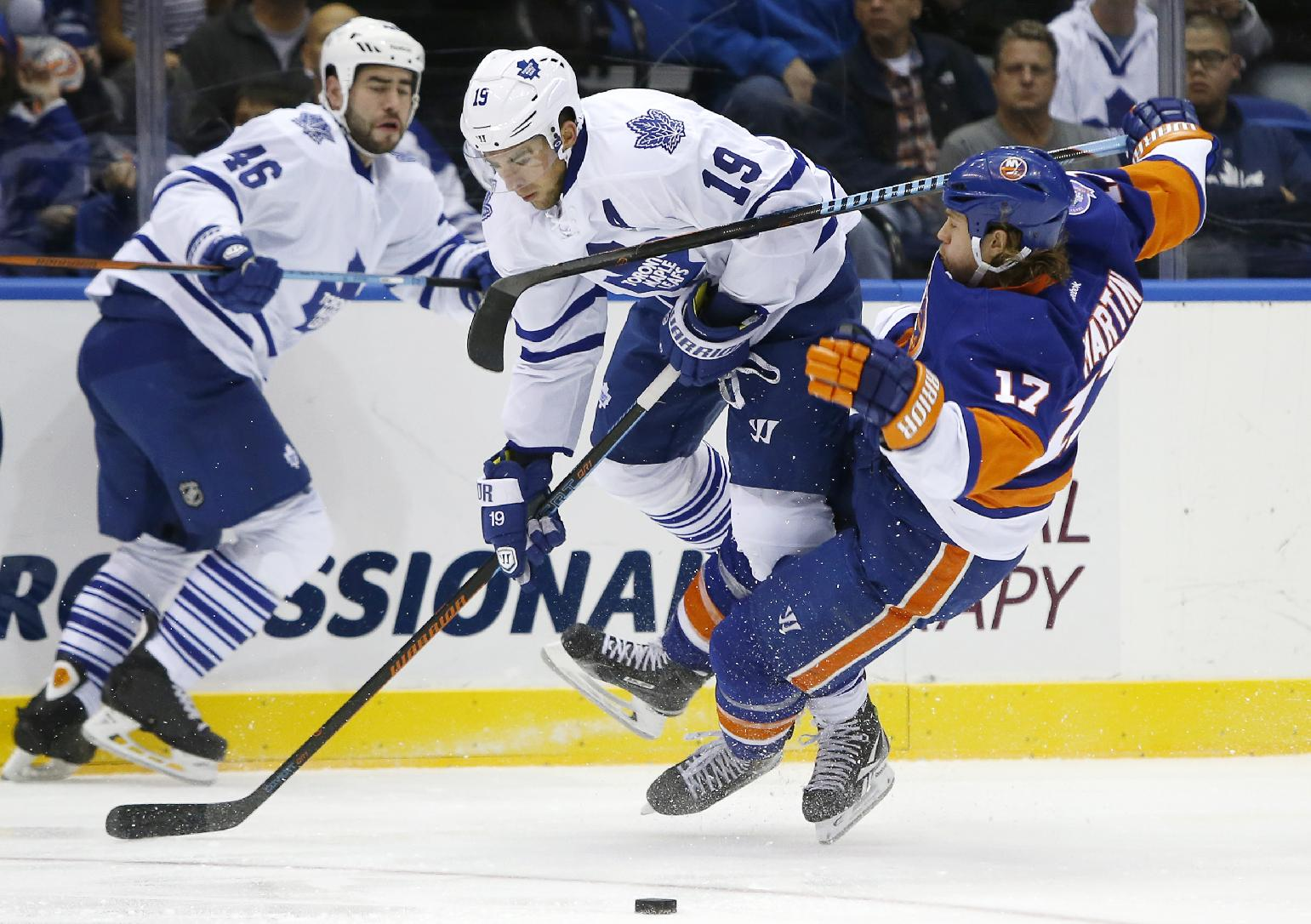 Maple Leafs back on ice day after Ottawa shooting