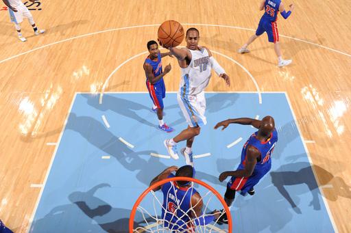 """NBA - A Denver il primo derby """"italiano. Per Gallo partenza in quintetto e 7 punti"""