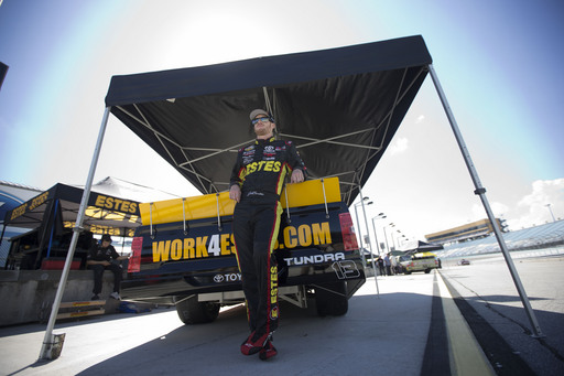 Crafton set to become 1st back-to-back Truck champ