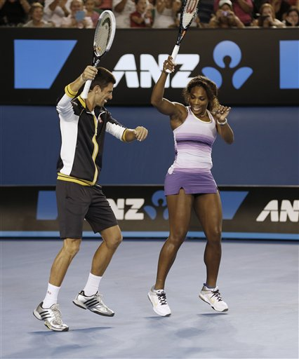 Djokovic, Williams get top ITF annual awards