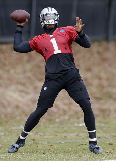 Coach: 'Very confident' Newton starts vs. Browns
