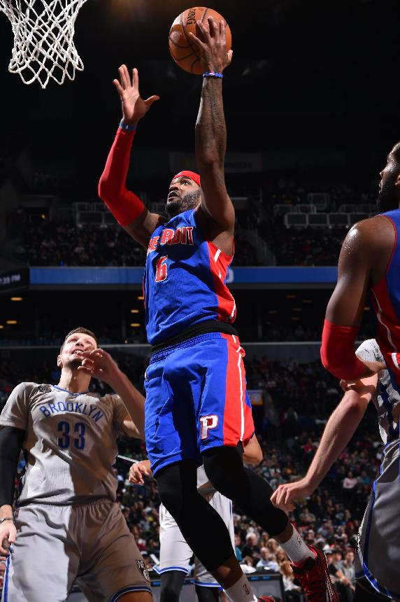 Pistons, eyeing younger players, waive Josh Smith
