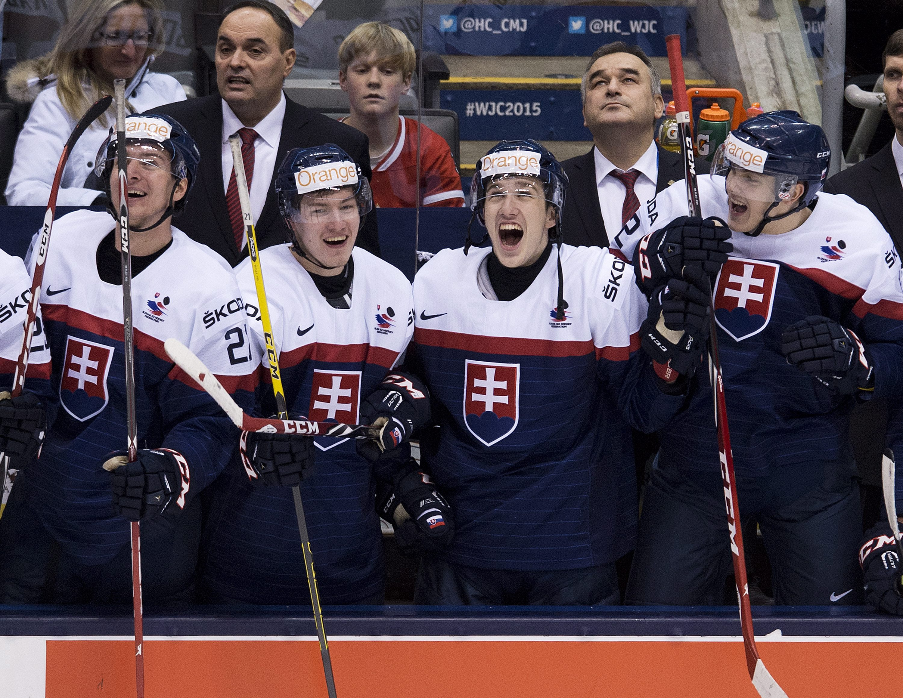 WJC: For Slovakia, First Bronze Medal In 16 Years Brings 'indescribable Feelings'