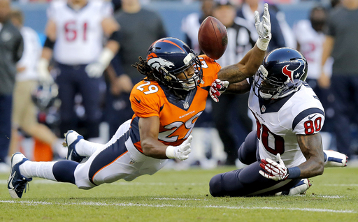 Cornerback Bradley Roby shines in rookie year with Broncos