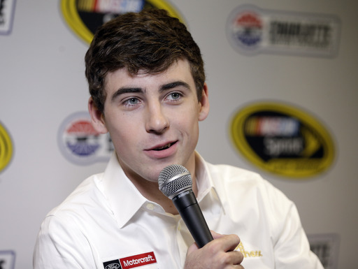 Wood Brothers push Blaney's schedule to 18 Sprint Cup races