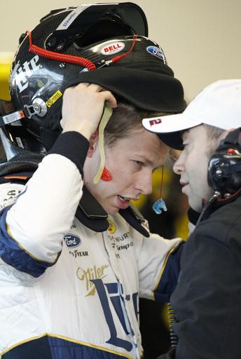 Keselowski still taking long road toward respect in NASCAR
