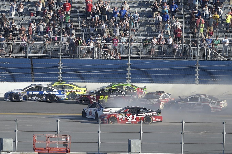 Fill-in drivers Smith, Crafton non-factors in Daytona 500