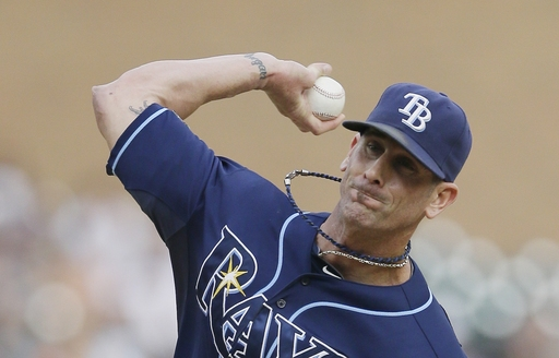 Rays' Balfour preparing to rebound from disappointing season
