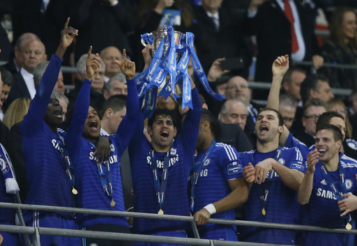 Chelsea wins League Cup; City's Premier League hopes shrink