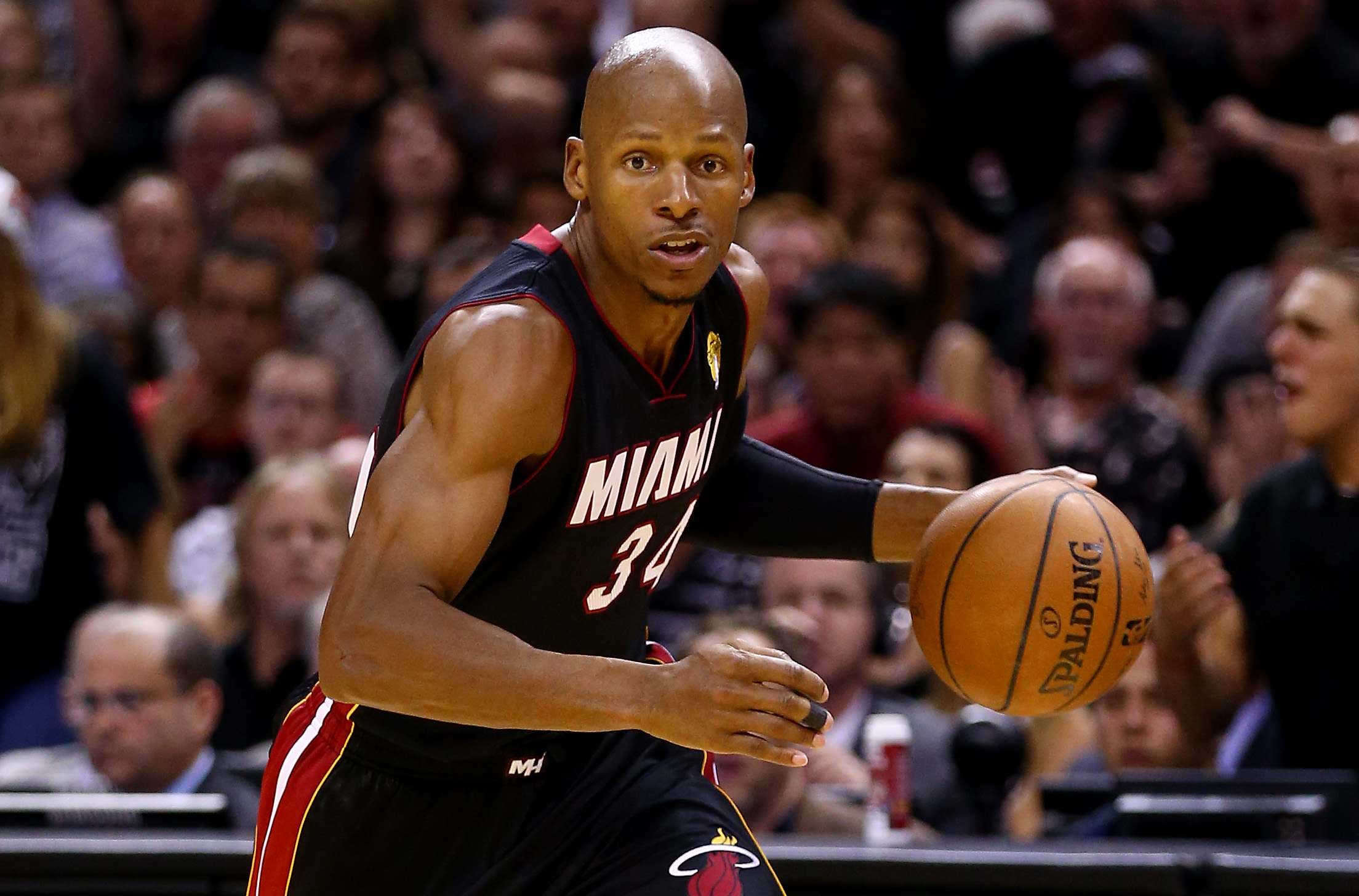 Ray Allen says he will not play this NBA season