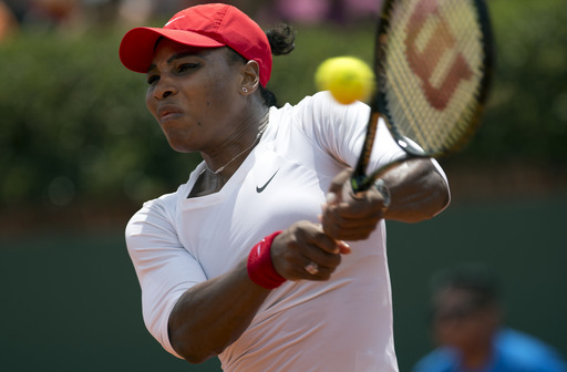 Serena Williams to play 1st match Friday at Indian Wells