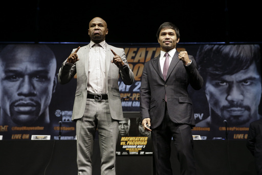 Rich get richer: Mayweather and Pacquiao purses soar