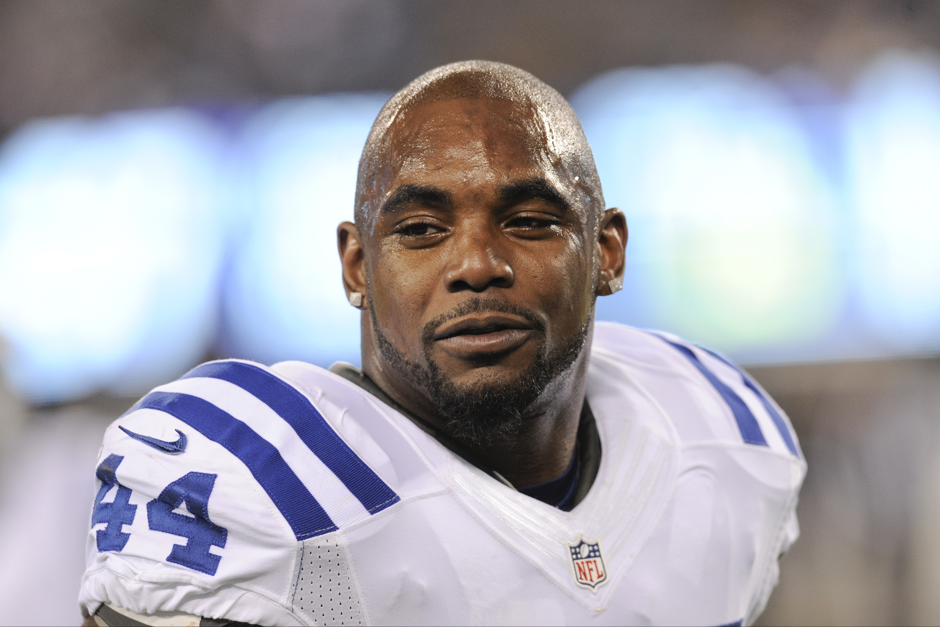 Police: Pot found, no other drugs in Ahmad Bradshaw's car