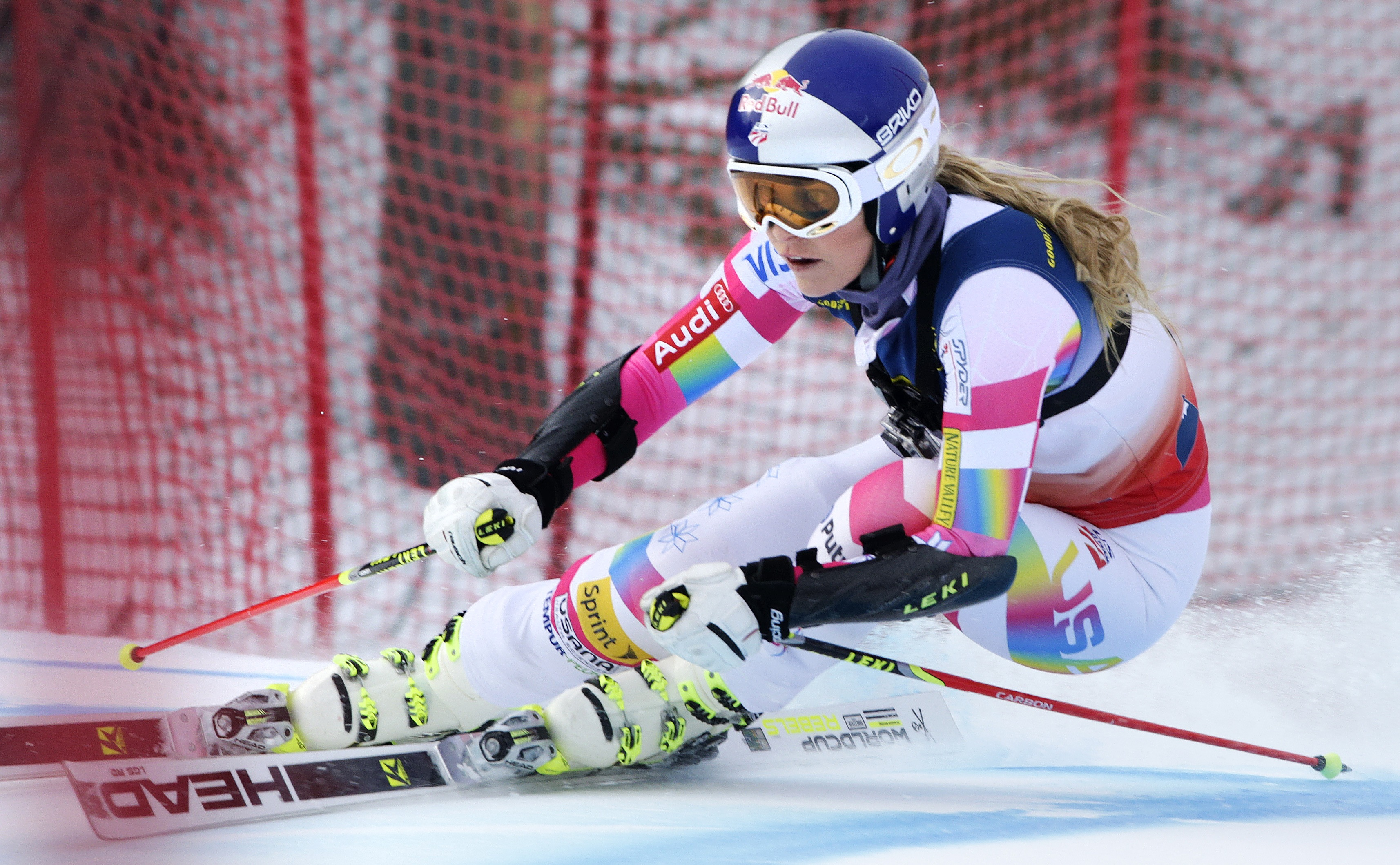 O'Brien wins giant slalom title at US Alpine Championships