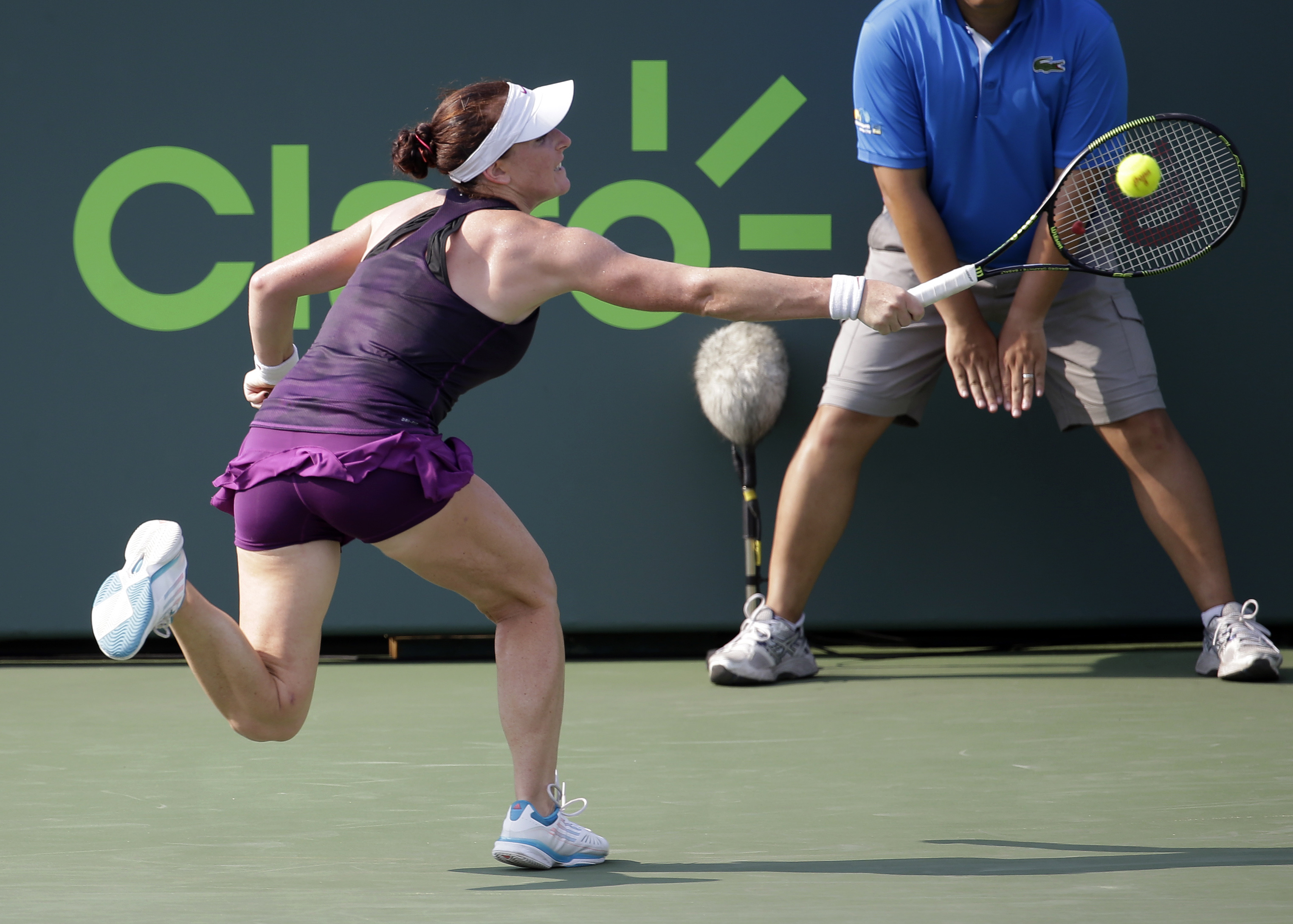 15-year-old American CiCi Bellis advances at Miami Open
