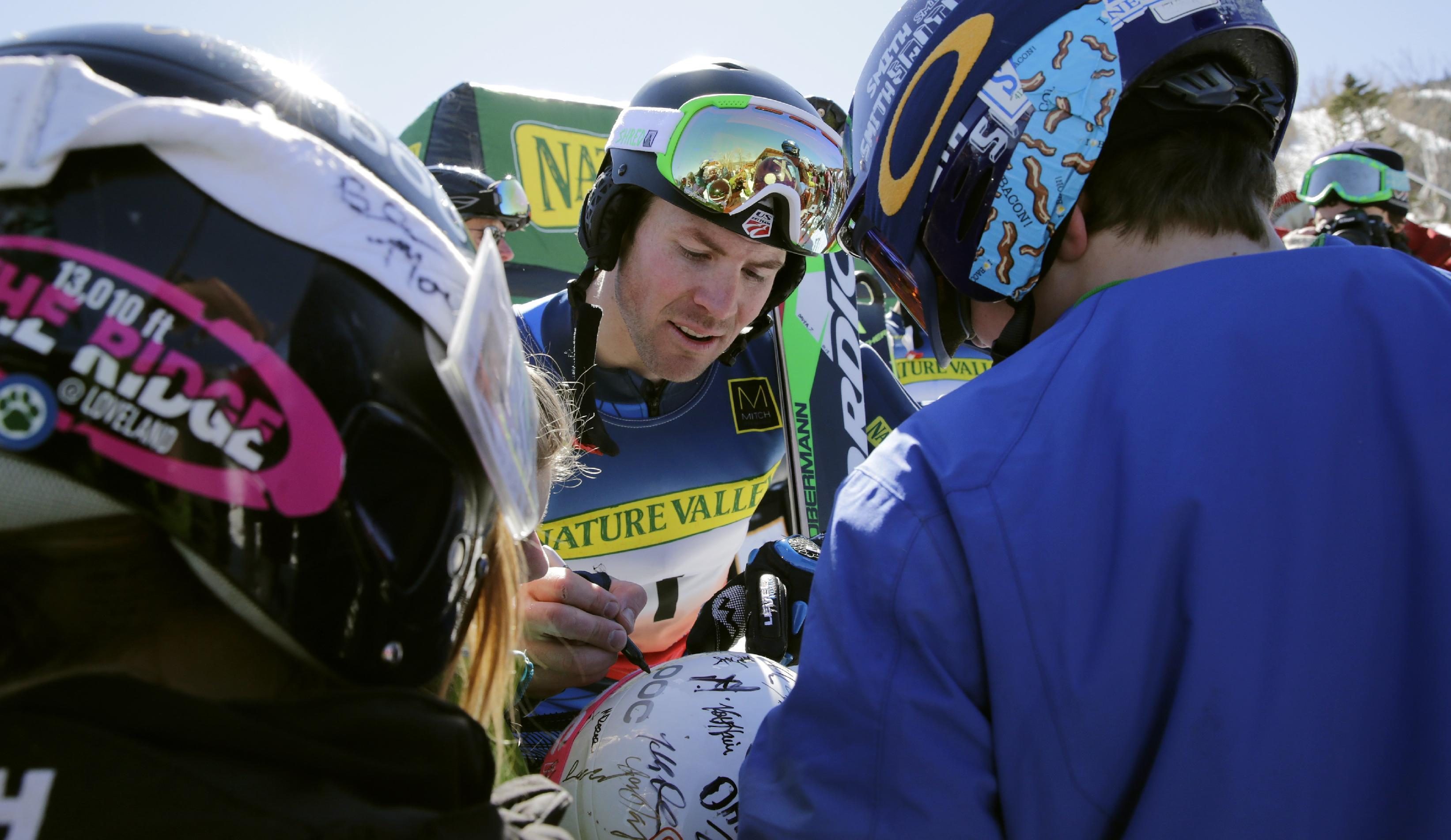 Chodounsky defends slalom title at US Alpine Championships