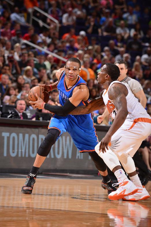 Thunder rallies to 109-97 win at Phoenix