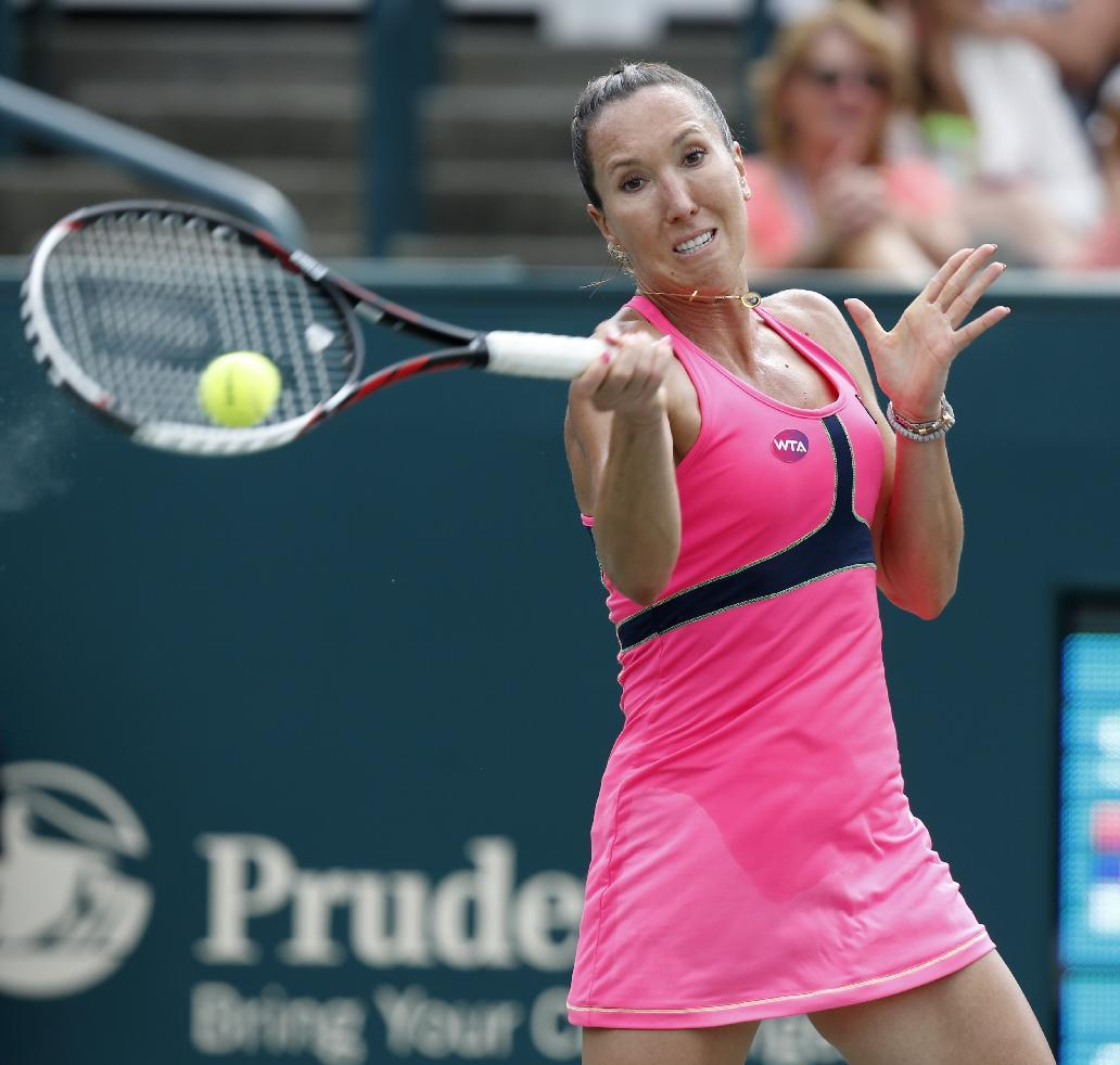 Andrea Petkovic improves to 10-0 at Family Circle