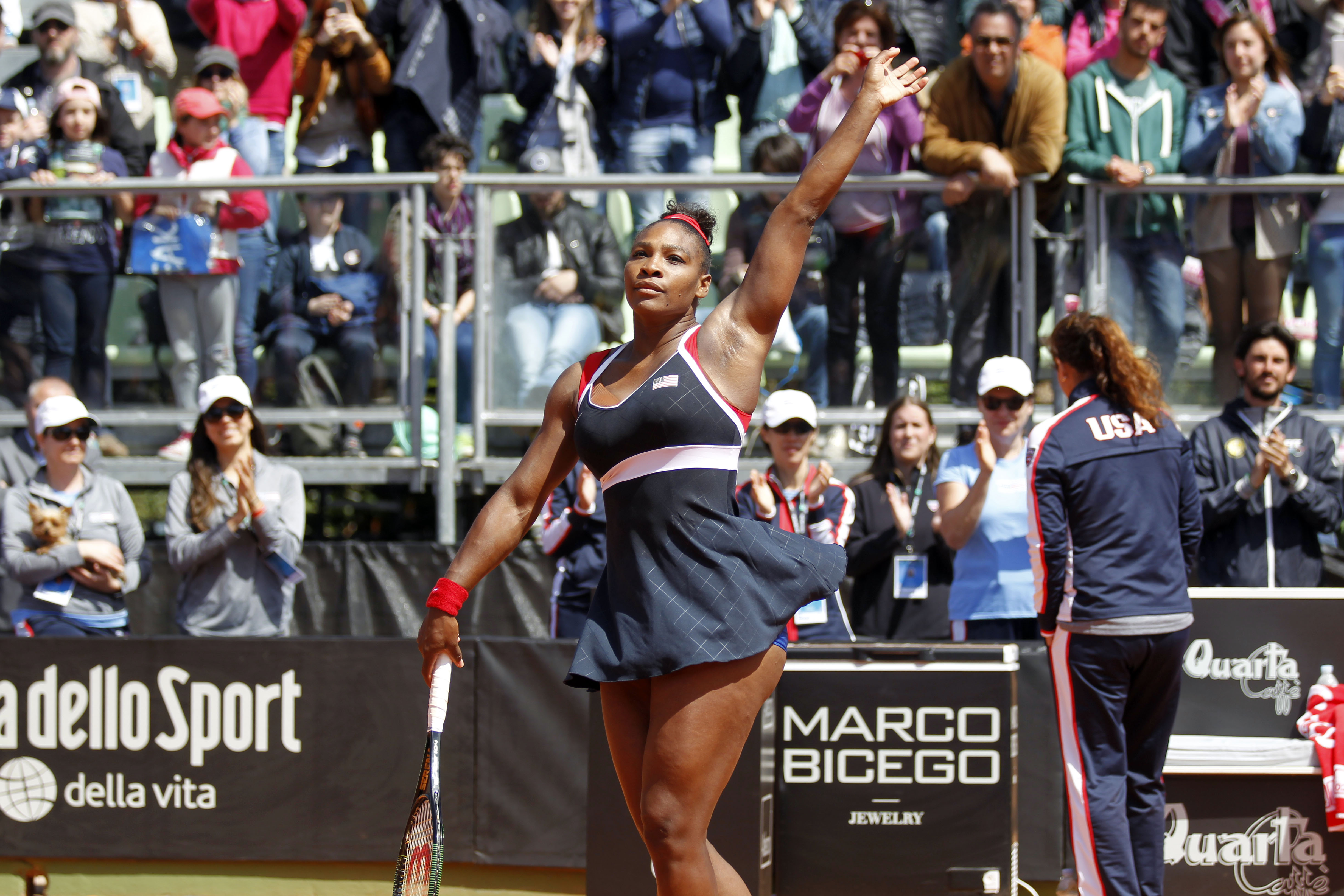 Serena Williams has a solution to liven up Fed Cup