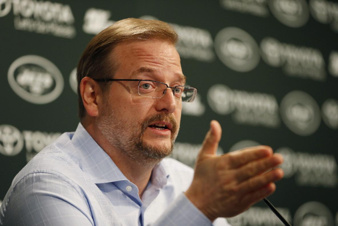 Jets keeping all options open as they finalize draft plans