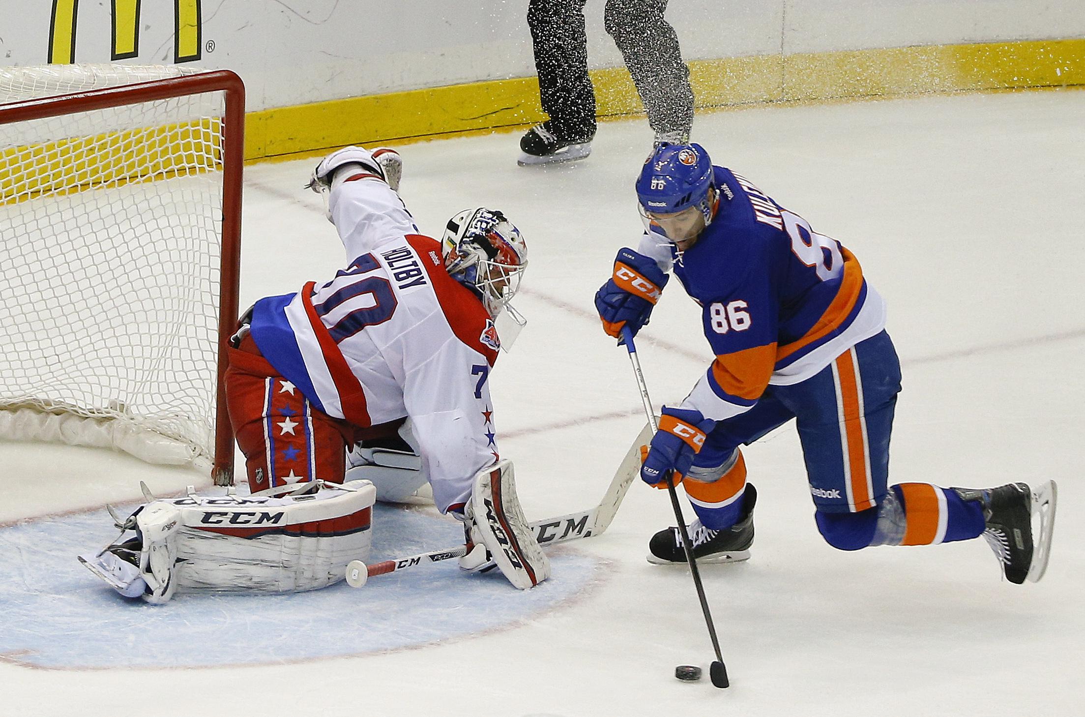 Capitals-Islanders Game 7 stirs 'Epic' memories