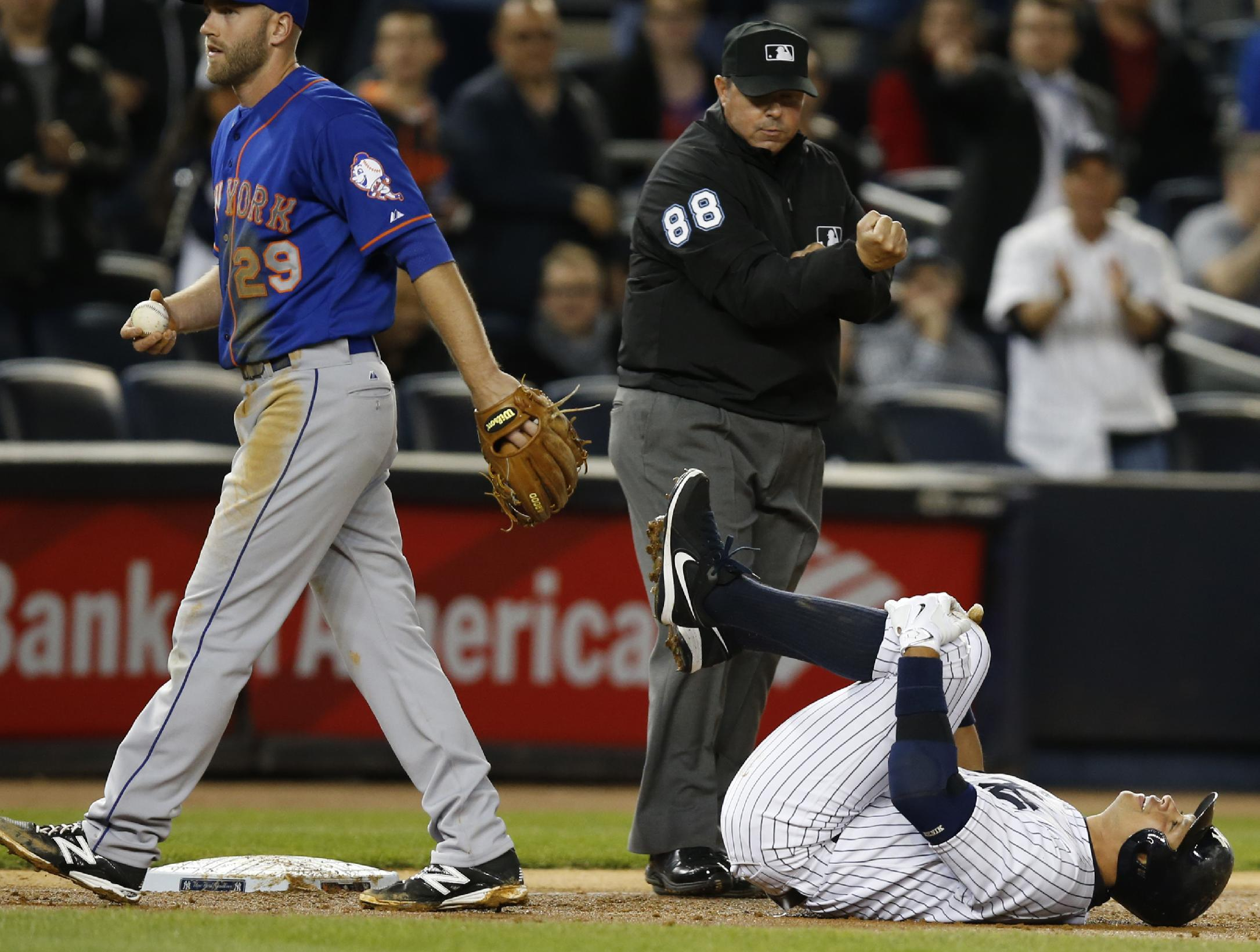 A-Rod hits No. 659, Yanks beat Mets 6-4 to win Subway Series