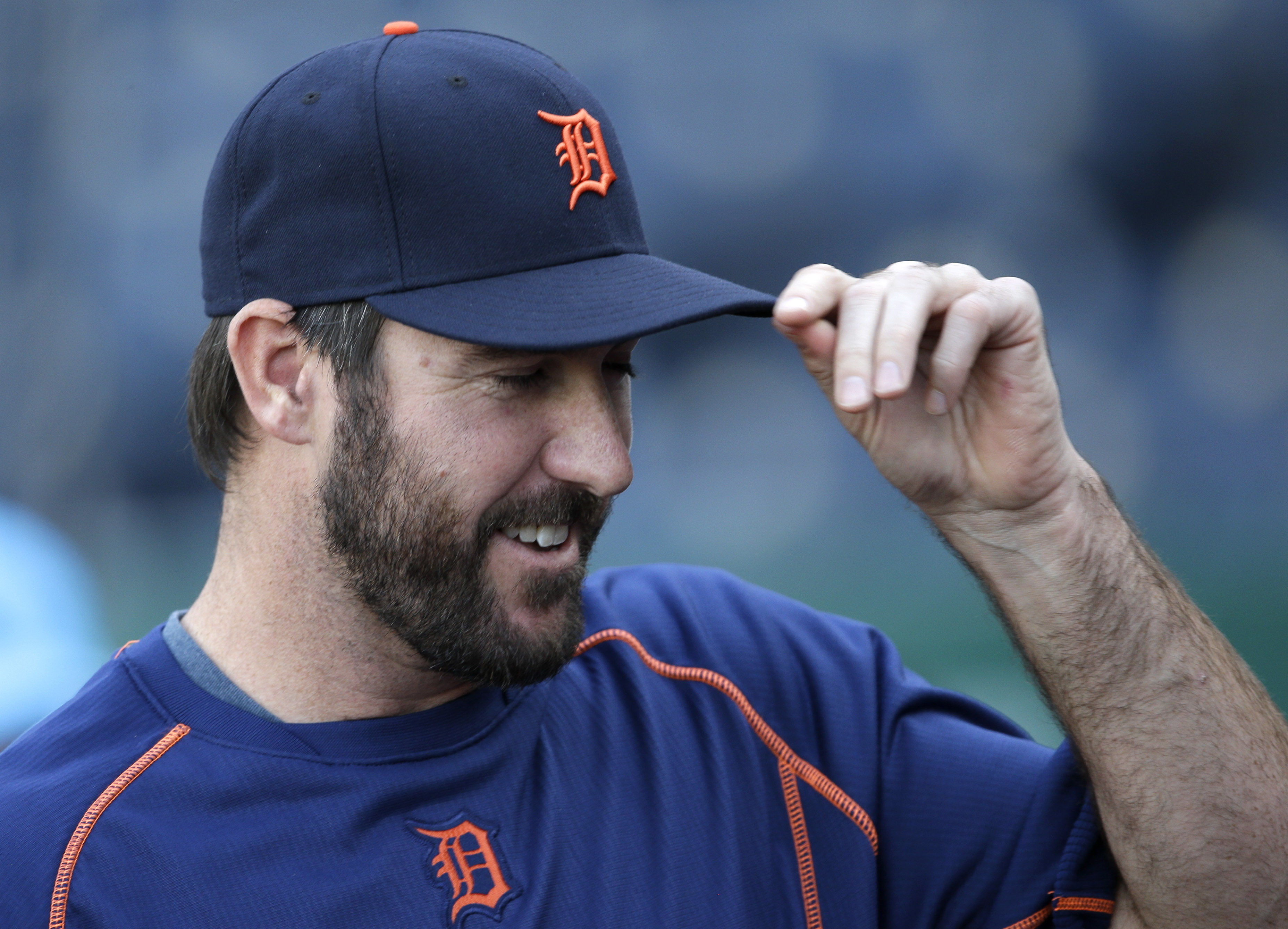 Detroit pitcher Justin Verlander cleared to resume throwing