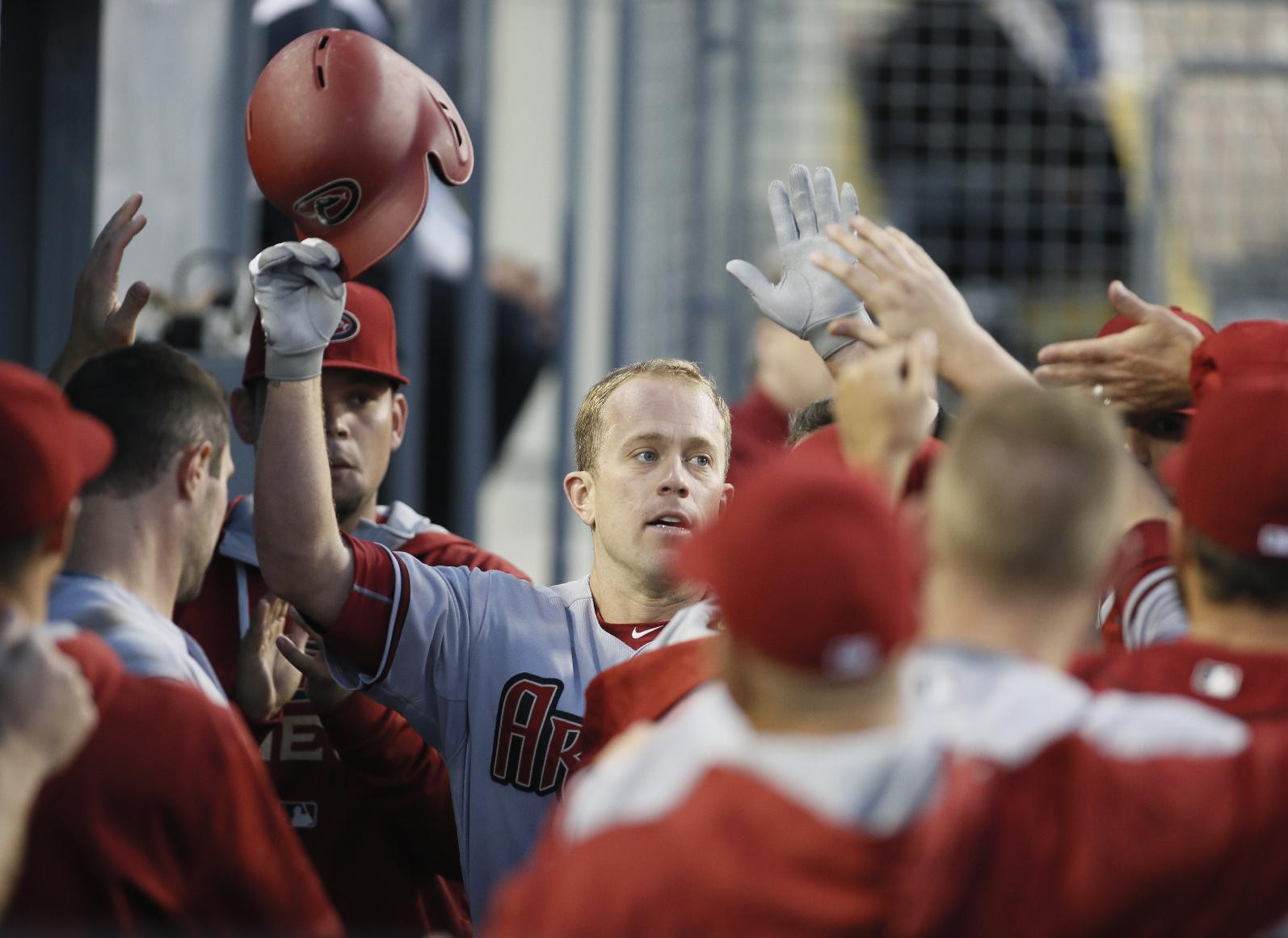 Pederson, Turner homer in Dodgers' 6-4 win over D-Backs