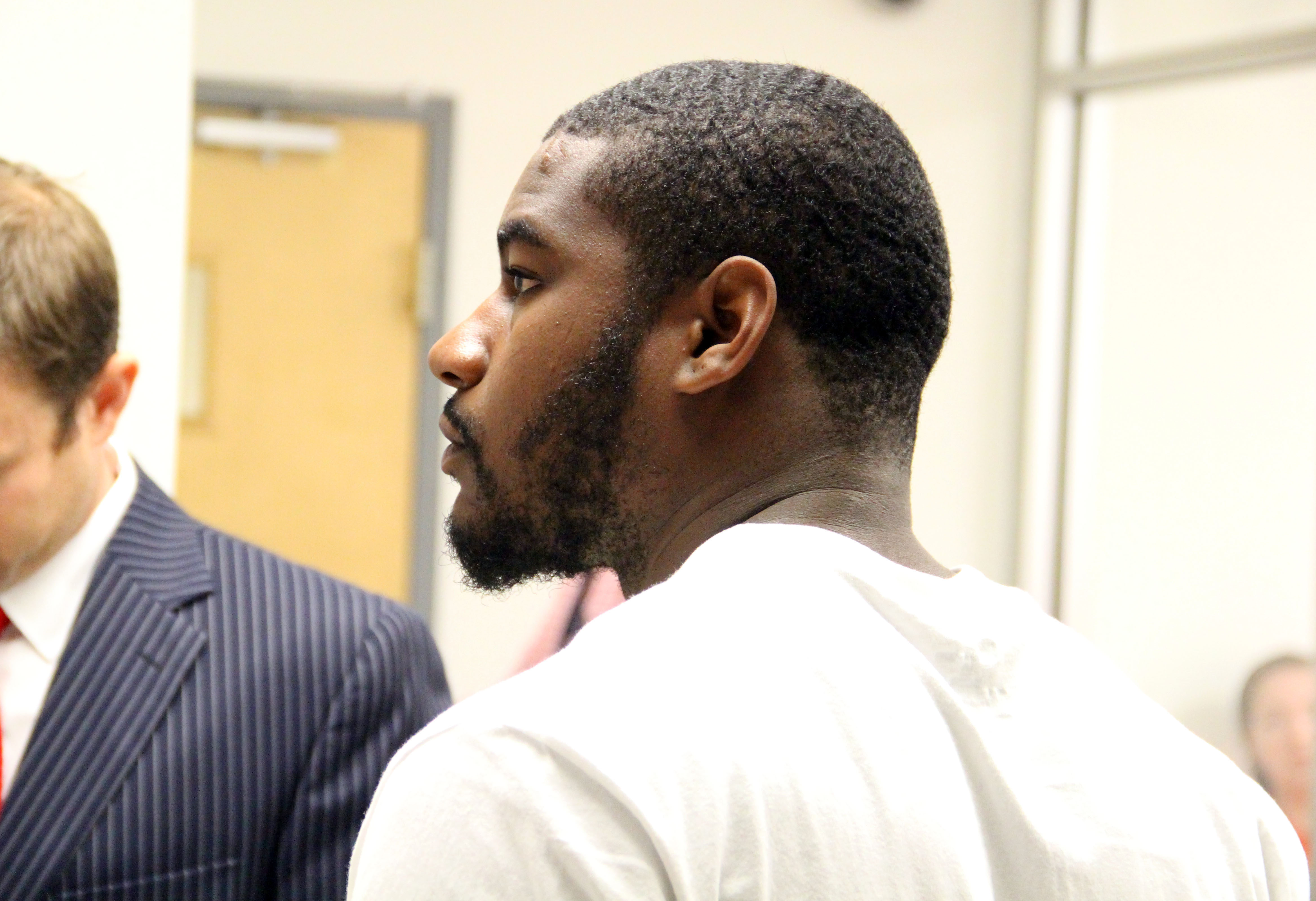 Marshall RB charged in beating of 2 gay men, kicked off team