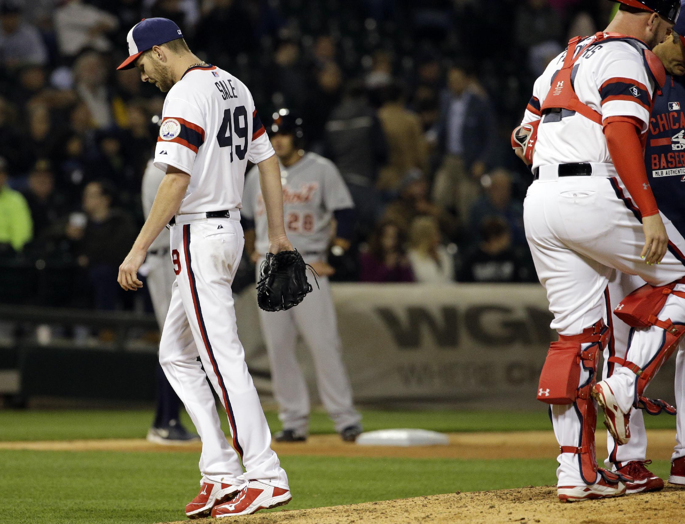 Cabrera, White Sox rally for 7-6 win over Tigers